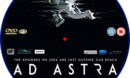 Ad Astra (2019) R2 Custom DVD Label