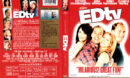 EDtv (1999) R1 CE DVD COVER & LABEL
