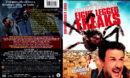 EIGHT LEGGED FREAKS (2002) R1 DVD COVER & LABEL