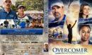 Overcomer (2019) R1 Custom DVD Cover & Labels