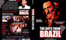 The Boys From Brazil (2007) R2 German DVD Cover