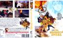 Die geheimnisvolle Insel (1961) R2 German Blu-Ray Covers