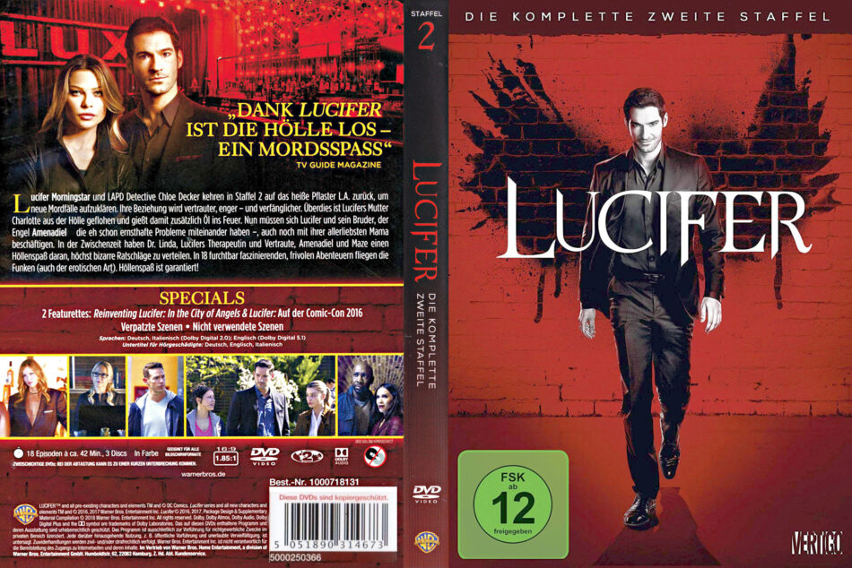 Luzifer Staffel 2