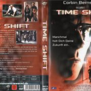Time Shift (2000) R2 German DVD Cover & Label