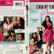 DROP DEAD DIVA SEASON 1 (2009) R1 SLIM DVD Cover & Labels