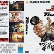 Telefon (1977) R2 German DVD Cover