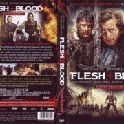 Flesh & Blood (1985) R2 German DVD Cover
