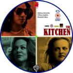 The Kitchen (2019) R2 Custom DVD Label