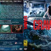 Crawl (2019) R1 Custom DVD Cover & Label V2