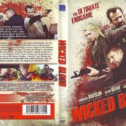 Wicked Blood (2014) R2 German DVD Cover