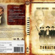 Tombstone (2009) R2 German DVD Cover