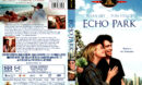 ECHO PARK (1986) R1 DVD COVER & LABEL