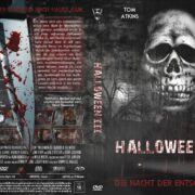 Halloween III (1982) R2 German Custom DVD Cover