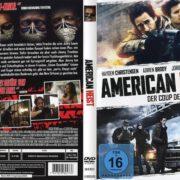 American Heist (2015) R2 German DVD Cover