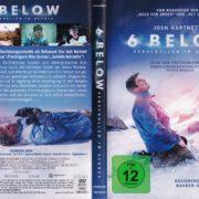6 Below (2017) R2 German DVD Cover