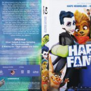 Happy Family (2017) R2 German Blu-Ray Cover