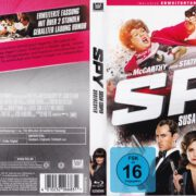 SPY - Susan Cooper Undercover (2015) R2 German Blu-Ray Cover