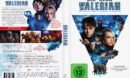 Valerian (2017) R2 German DVD Cover