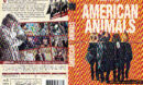 American Animals (2019) R2 German DVD Cover