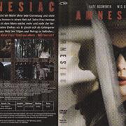 Amnesiac (2014) R2 German DVD Cover