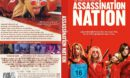 Assassination Nation (2019) R2 German DVD Cover