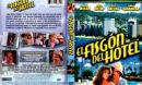 EL FISGON DEL HOTEL (2005) R1 DVD COVER & LABEL