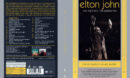 ELTON JOHN ONE NIGHT ONLY (2001) R1 DVD COVER & LABEL