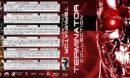 Terminator Collection (6) R1 Custom Blu-Ray Cover