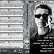 Terminator Collection (6) R1 Custom Blu-Ray Cover V2