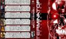 Terminator Collection (6) R1 Custom DVD Cover V2