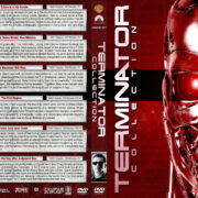 Terminator Collection (6) R1 Custom DVD Cover V2