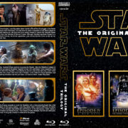 Star Wars - The Original Trilogy R1 Custom Blu-Ray Cover