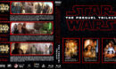 Star Wars - The Prequel Trilogy R1 Custom Blu-Ray Cover