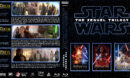 Star Wars - The Sequel Trilogy R1 Custom Blu-Ray Cover