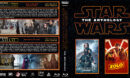 Star Wars - The Anthology R1 Custom Blu-Ray Cover