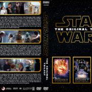 Star Wars - The Original Trilogy R1 Custom DVD Cover