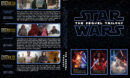 Star Wars - The Sequel Trilogy R1 Custom DVD Cover