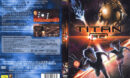 Titan AE (2000) R2 German DVD Cover & Label