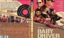 Baby driver (2017) R2 German DVD Cover