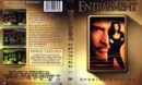 ENTRAPMENT (2000) R1 SE DVD COVER & LABEL