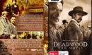 Deadwood The Movie (2019) R1 Custom DVD Cover