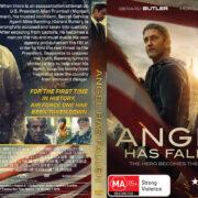 Angel Has Fallen (2019) R1 Custom DVD Cover v3