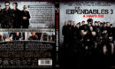 The Expendables 3 (2014) R2 German Blu-Ray Covers