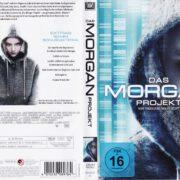 Das Morgan Projekt (2017) R2 German DVD Cover