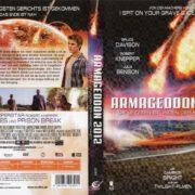 Armageddon 2012 (2011) R2 German DVD Cover & Label