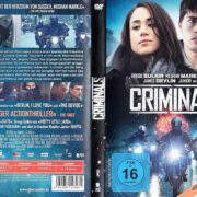 Criminals (2019) R2 German DVD Cover