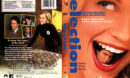 ELECTION (1999) R1 DVD COVER & LABEL