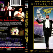 ELEPHANT PARTS 17 1/2TH ANNIVERSARY EDITION (1998) R1 DVD COVER & LABEL