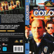 Colors (1988) R2 German DVD Cover