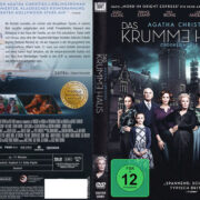 Das krumme Haus (2019) R2 German DVD Cover